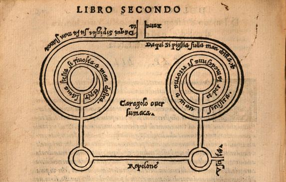 Claudio Corte, Il cavallarizzo, 1562