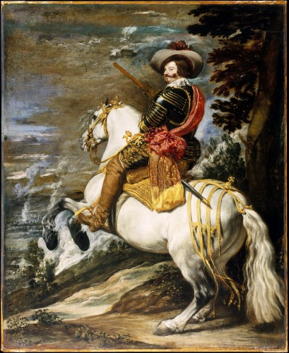 The practice of equestrian sports imposes the contact with nature to man. For that alone, riding is an activity that makes us a better people. (Diego Velasquez, Don Gaspar de Guzmán, Count-Duke of Olivares, 1635, © Metropolitan Museum of Art, New York)