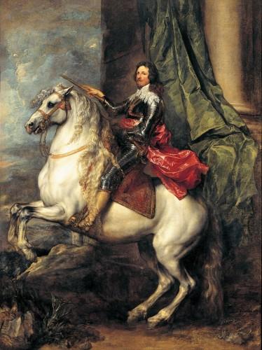 6 - Van Dyck - Ritratto di Tommaso di Savoia Carignano - Galleria Sabauda