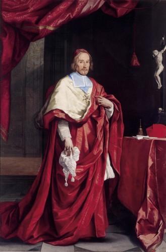 Carlo Maratta, Ritratto del cardinal Antonio Barberini (1670) Galleria Nazionale d'Arte Antica di Palazzo Barberini - Roma