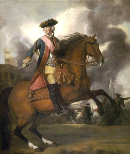 In occasione del secondo soggiorno in Inghiterra, Alfieri ebbe una tumultuosa relazione con la moglie del Visconte Ligonier,Joshua Reynolds, Lord Ligonier, 1760© Tate Modern Gallery - Londra