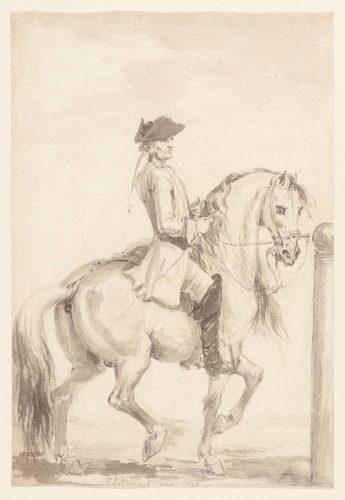 John Vanderbank, Volte Renversée a mano destra, 1728 © Tate Modern Gallery - Londra