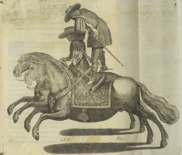 For Dom Duarte, the first virtue of a rider  is the ability to keep himself firmly in the saddle, under any circumstances (Galvao de Andrade, Arte de Cavalaria de gineta e estardiota, 1678)