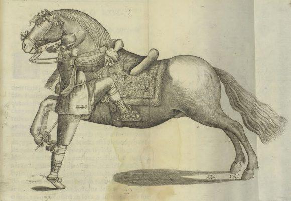 Galvao de Andrade, ArtedeCavalariade gineta e estardaiota, 1678