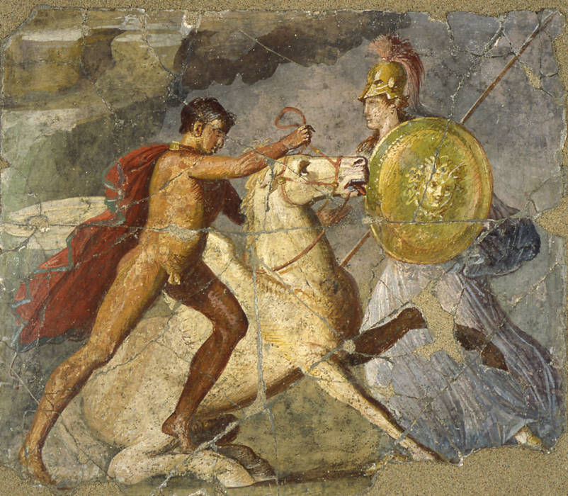 classical culture bellerophon Classical studies: mythology & religion the second section looks at the relationship between ancient greek myth and greek culture and bellerophon.